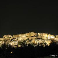 Acropolis, Афины