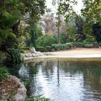 National Gardens, Афины