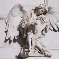 Αγγελικός Ασπασμός - Angel Kissing, Афины