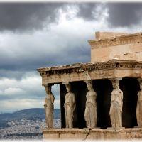 Erechtheion Acropolis - Ερέχθειο Ακρόπολη, Афины