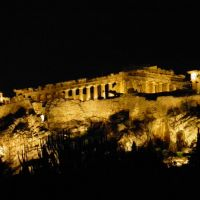 Acropolis of Athens, Афины