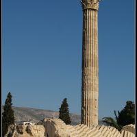 Temple of Zeus, Афины