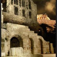 Ωδείο Ηρώδου του Αττικού - Odeon of Herodes Atticus, Афины