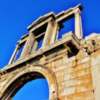 Hadrianstor - Athen, Афины