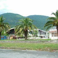 Абхазия. Гагра. Рынок, Гагра