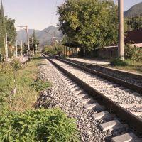 Платформа Азхыда / Platform Azchyda, Гагра