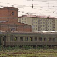 The rusty wagon / Ржавые вагоны, Гали