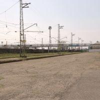 Railway station Sukhum, Гали