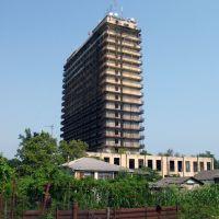 Неработающая гостиница или дом отдыха, Гудаута