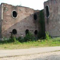 Недостроенный дом, Гудаута