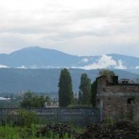Вид на горы, Гульрипш