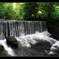 Abkhazia. New Athos. Gorge of St. Apostle Simon the Zealot. Falls., Новый Афон
