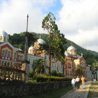 New Afon monastery, Новый Афон