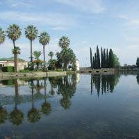Озеро, Новый Афон