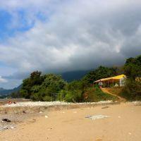 Пляж, Новый Афон