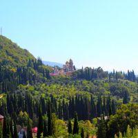 Монастырь, Новый Афон