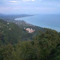 Abkhazeti Georgia, Очамчиров