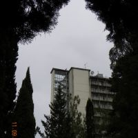 гостиница Апсны, Пицунда