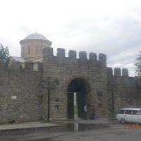 крепость, Пицунда