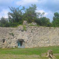 Стена, Пицунда