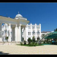 Abkhazia. Sukhumi. Quay., Сухуми