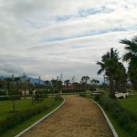boulevard, Батуми