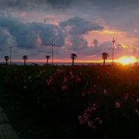 sunset, Батуми