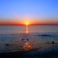 Black sea Sunset, Кобулети