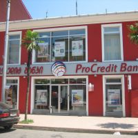 ProCredit Bank Kobuleti Branch, Кобулети