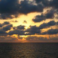 Sunset at Black Sea 1, Кобулети