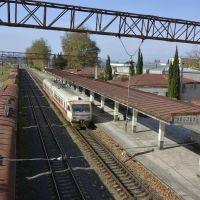 Abasha Railway Station - აბაშის რკინიგზის სადგური, Абаша