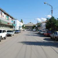 Քաղաքի կենտրոնում, Ахалкалаки