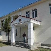 Akhalkalaki Court House, Ахалкалаки