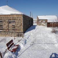 зима в Хульгуме, Ахалкалаки
