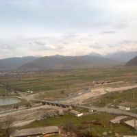 Akhmeta valley, Ахмета