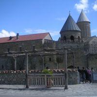 alaverdi church, Ахмета