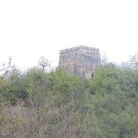 ციხე ლალისყურში Tower in Laliskhury (Georgia), Ахмета