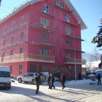 Hotel in Bakuriani, Бакуриани