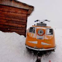 Vintage Snowmobile, Бакуриани