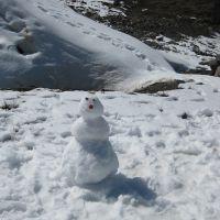 snowman, Бакуриани