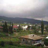 Railway Station of Bakuriani, Бакуриани