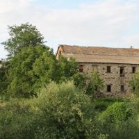 the old german mill, Болниси
