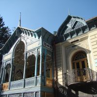 Old Villa in Borjomi, Боржоми