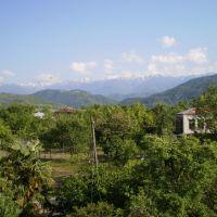 დიხაშხო (Village Dikhashkho), Вани