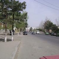 Центр города, Гардабани