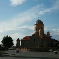 Church, Гори