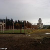 ღვთისმშობლის შობის ეკლესია, Зестафони