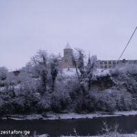 თოვლი, Зестафони