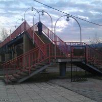 ზესტაფონის მთავარი არქიტექტორის, იური ჭანკოტაძის სახელობის ხიდი, Зестафони