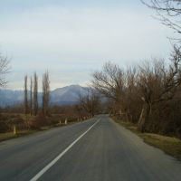 On the road to Kvareli, Карели